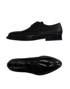Обувь на шнурках Alexander Mcqueen