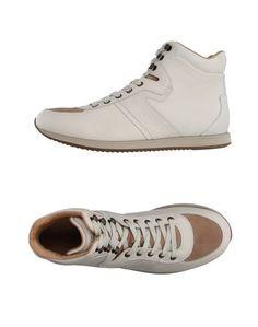 Высокие кеды и кроссовки Salvatore Ferragamo