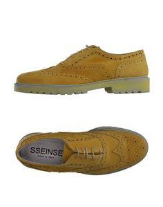 Обувь на шнурках Sseinse