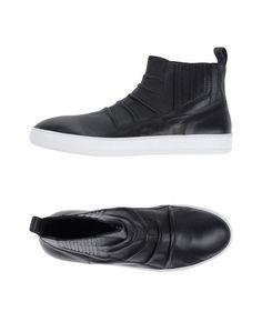 Высокие кеды и кроссовки Alexandre Plokhov