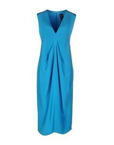 Платье до колена Zero + Maria Cornejo