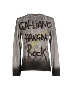 Футболка Galliano