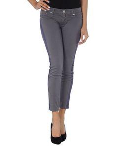 Джинсовые брюки-капри Hudson