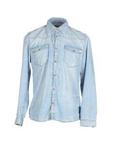 Джинсовая рубашка Idenim