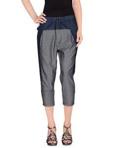 Джинсовые брюки-капри Mnml Couture