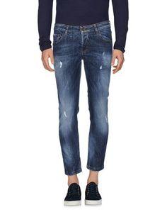 Джинсовые брюки Centoquattro