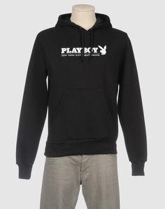 Толстовка с капюшоном Playboy