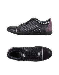 Низкие кеды и кроссовки Frankie Morello