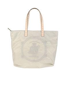 Большая сумка из текстиля Borsalino