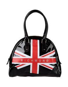 Большая сумка из текстиля Richmond