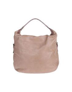 Большая кожаная сумка Bottega Veneta