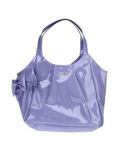 Большая сумка из текстиля Twin Set Simona Barbieri
