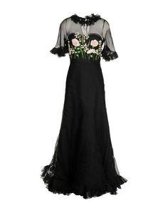 Длинное платье Unsigned