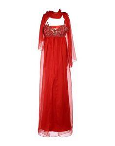 Длинное платье Carlo Pignatelli