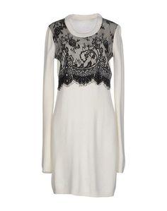 Короткое платье Alexander Mcqueen