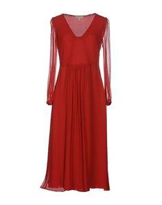 Платье длиной 3/4 Burberry Brit