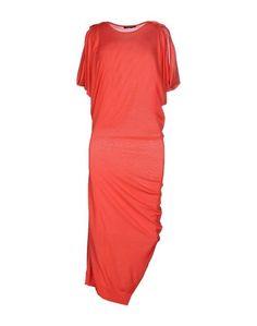 Платье длиной 3/4 MCQ Alexander Mcqueen
