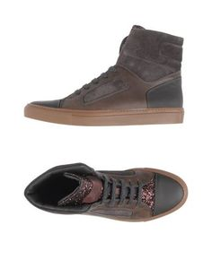 Высокие кеды и кроссовки Brunello Cucinelli