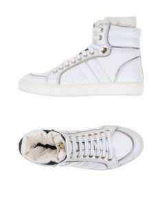 Высокие кеды и кроссовки Moncler