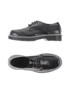 Обувь на шнурках MCQ Alexander Mcqueen