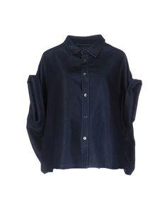 Джинсовая рубашка YS Yohji Yamamoto