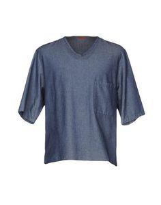 Джинсовая рубашка Barena