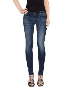 Джинсовые брюки DOO WOP