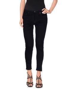 Джинсовые брюки-капри Victoria Beckham Denim