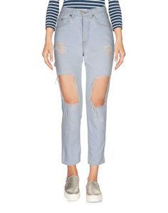 Джинсовые брюки-капри Levis RED TAB