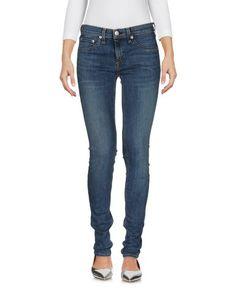 Джинсовые брюки RAG & Bone/Jean