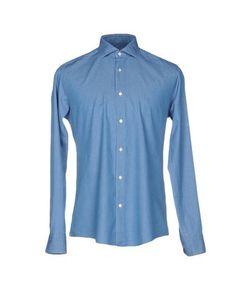 Джинсовая рубашка PAL Zileri