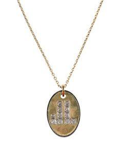 Ожерелье Lanvin