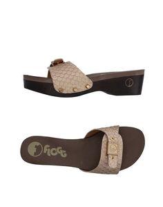Домашние туфли Flogg