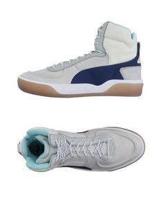 Высокие кеды и кроссовки Alexander Mcqueen Puma