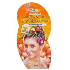 MONTAGNE JEUNESSE Маска для вьющихся и сухих волос с аргановым маслом 25 мл