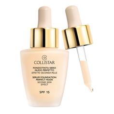COLLISTAR Тональная основа-сыворотка идеальный нюд SPF 15 2 beige 30 мл