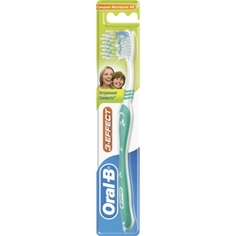ORAL-B Зубная щетка 3_EFFECT Натуральная Свежесть 40 средняя 1 шт.