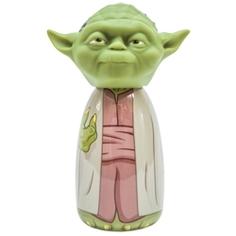 DISNEY Гель для душа-пена для ванны для детей герои Star Wars Магистр Йода 100 мл