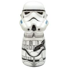 DISNEY Гель для душа-пена для ванны для детей герои Star Wars Штурмовик 100 мл