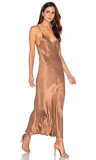 Макси платье satine - Mes Demoiselles