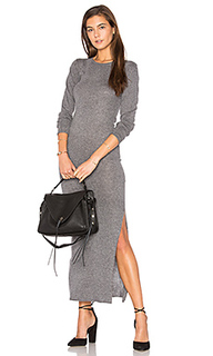 Slit maxi dress - Callahan