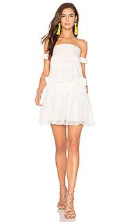 Мини-платье с открытыми плечами moliere - Shona Joy