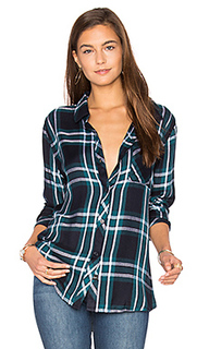 Рубашка с застёжкой на пуговицах hunter - Rails