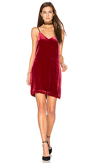 Sidney frosted velvet cami dress - Elizabeth and James