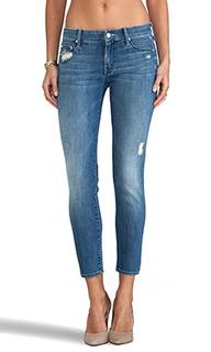 Укороченные джинсы looker - MOTHER