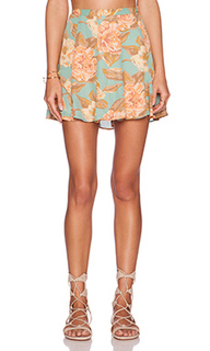 Короткая юбка солнце skater - Show Me Your Mumu