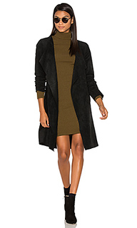 Aubrey suede wrap jacket - Velvet by Graham & Spencer