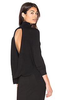 Свитер с открытой спиной milana - 360 Sweater