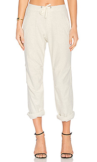Heathered knit twill pant - James Perse