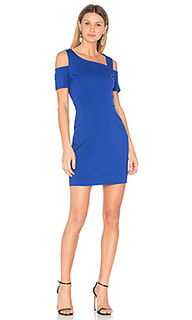 Облегающее платье с открытыми плечами - 1. STATE